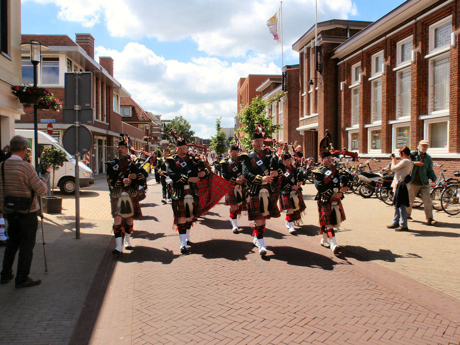 The Pipes Drums Of The Royal British Legion The Netherlands